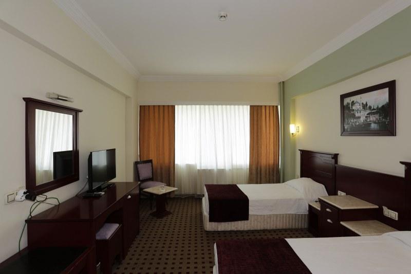 Milashan Otel - Odalar