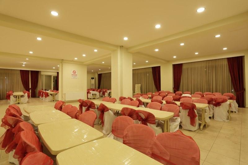Milashan Otel - Restaurant